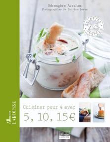Cuisiner pour 4 avec 5,10,15 euros