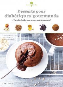 Desserts pour diabétiques gourmands