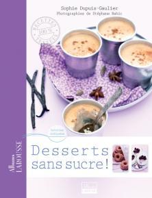 Desserts sans sucre