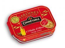 Sardines à l'ancienne - Connétable