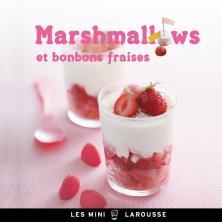 Marshmallows - Bonbons fraises