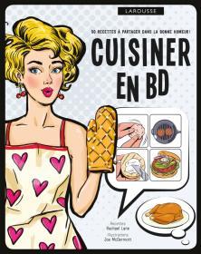 Cuisiner en BD