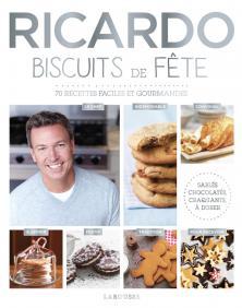 Ricardo mes meilleurs biscuits hors collection cuisine - Meilleur livre cuisine ...