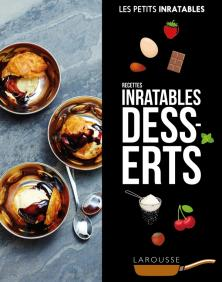 Recettes inratables desserts