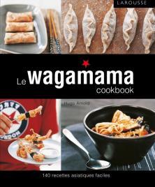 Wagamama cook book