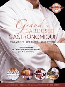 le grand larousse gastronomique larousse de cuisine livre de recettes larousse cuisine. Black Bedroom Furniture Sets. Home Design Ideas
