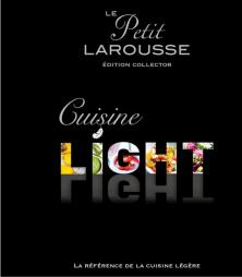 Petit Larousse cuisine light édition collector