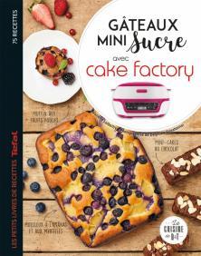 Gâteaux mini sucre avec Cake Factory
