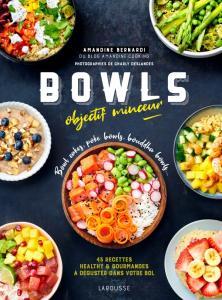 Livre recette bowls