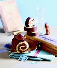Gâteaux roulés au Nutella