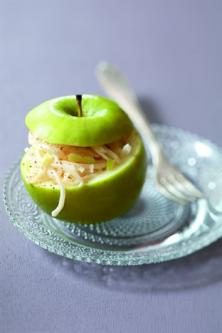 Céleri rémoulade aux pommes