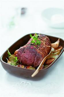 Recette Filet De Bœuf Roti Au Four Larousse Cuisine