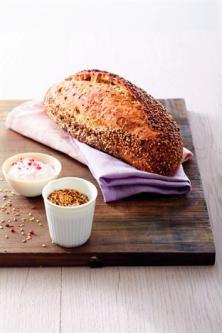 Le pain multigrains