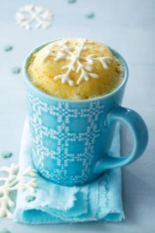 Mug cake de Noël