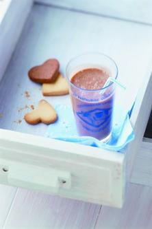 Milk-shake banane-NUTELLA