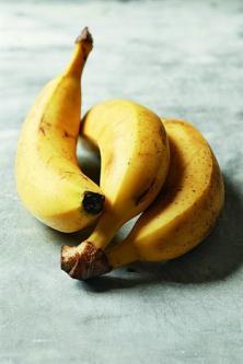 Confiture de banane à l'orange et au rhum