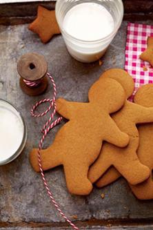 Recette Biscuits Pain D Epice De Base Larousse Cuisine