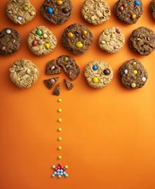 Les cookies en folie