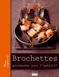 Brochettes gourmandes pour l'apéritif