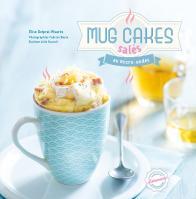 Mug cakes salés au micro-ondes