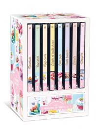 Petite bibliothèque des Cupcakes, macarons et et petits gâteaux