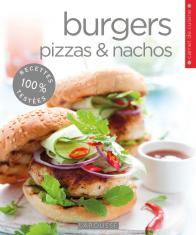 Burgers, pizzas, nachos