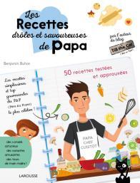 Les recettes drôles  et savoureuses de Papa