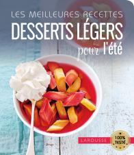 Les meilleures recettes desserts légers pour l'été