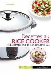 Recettes au rice cooker