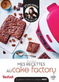 Petites recettes au Cake Factory