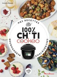 Mes recettes 100 % ch'ti au Cookeo