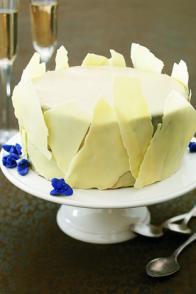 Gâteau simplement surprenant