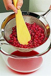 L'extraction du jus par cuisson rapide
