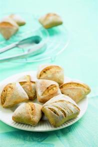 Le petit pain de Kamut aux algues