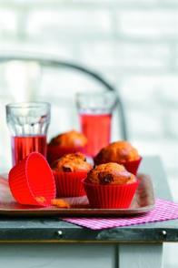 Muffins total tomato