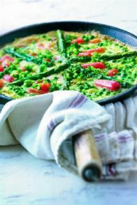 Tortilla printanière