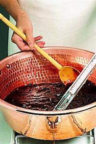 Marmelades : méthode de cuisson