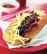 Hot dogs au bœuf