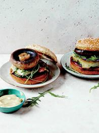 Burgers de champignons