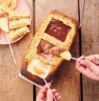 La fondue 3 chocolats