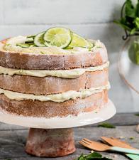 Naked cake mojito