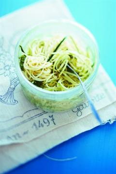 Spaghettis verts
