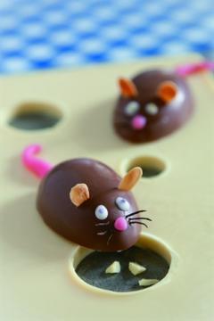 la souris gourmande