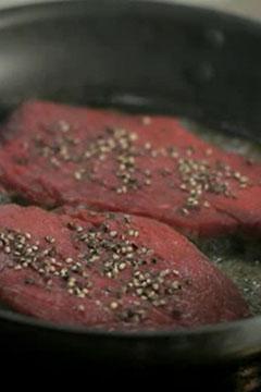 Comment bien cuire la viande rouge ?