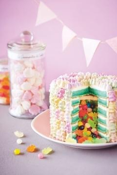 Layer cake surprise