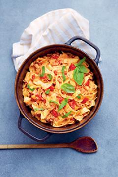 One pan pasta au thon