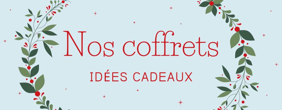 Idées cadeaux - Coffrets